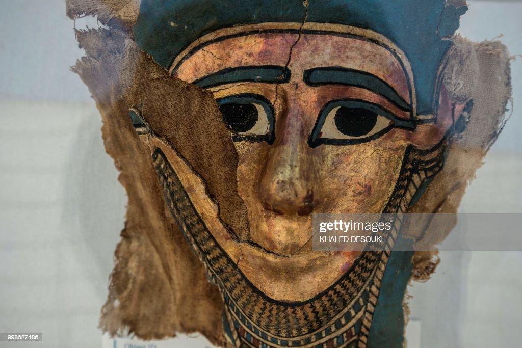 EGYPT-ARCHAEOLOGY : News Photo