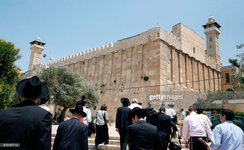 PALESTINIAN-ISRAEL-CONFLICT-UNESCO : News Photo