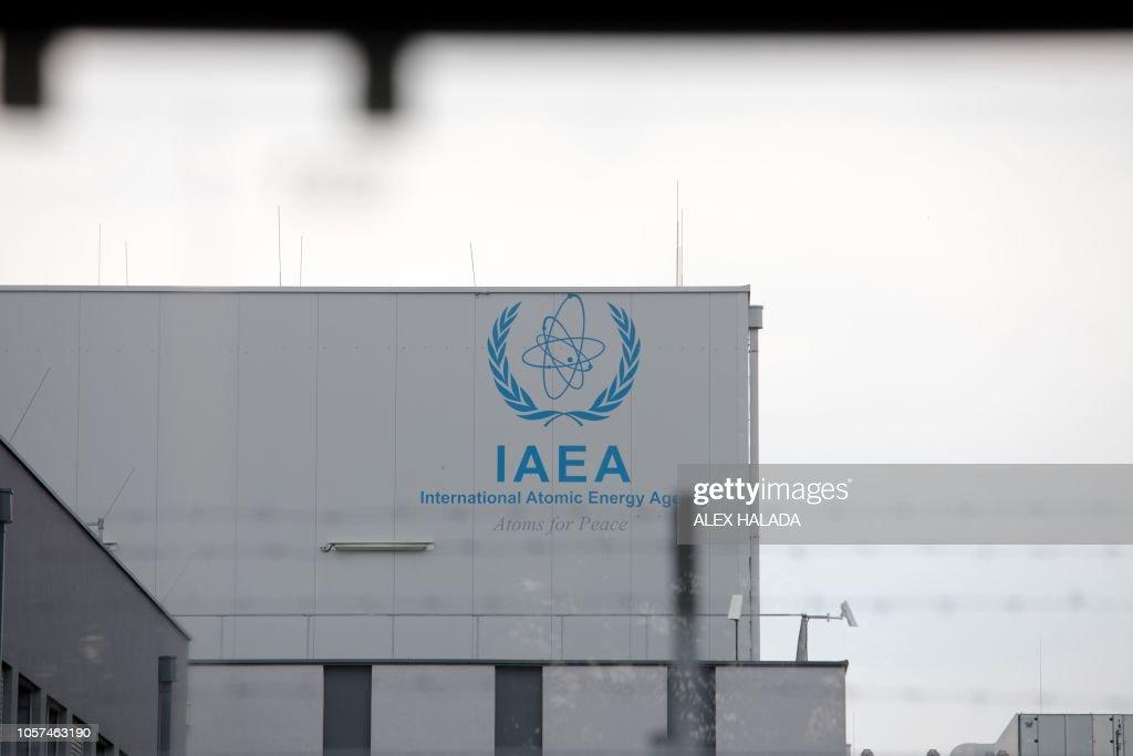 AUSTRIA-NUCLEAR-UN-IAEA : News Photo