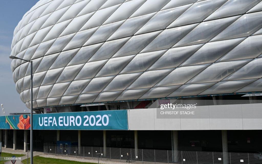 FBL-EURO-2020-2021-GER-STADIUM : News Photo