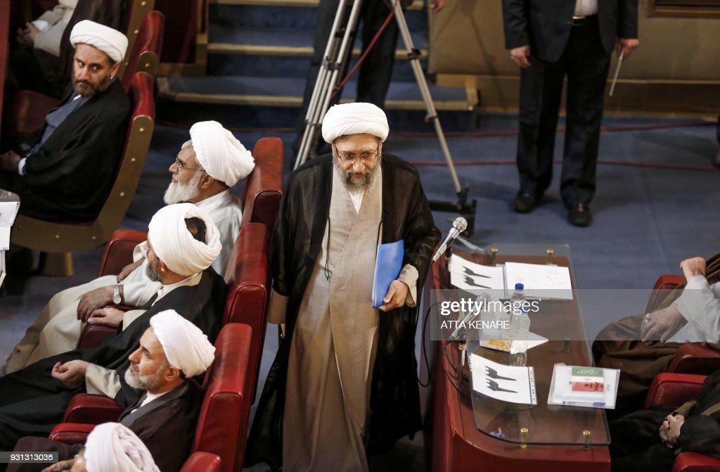 IRAN-POLITICS : News Photo