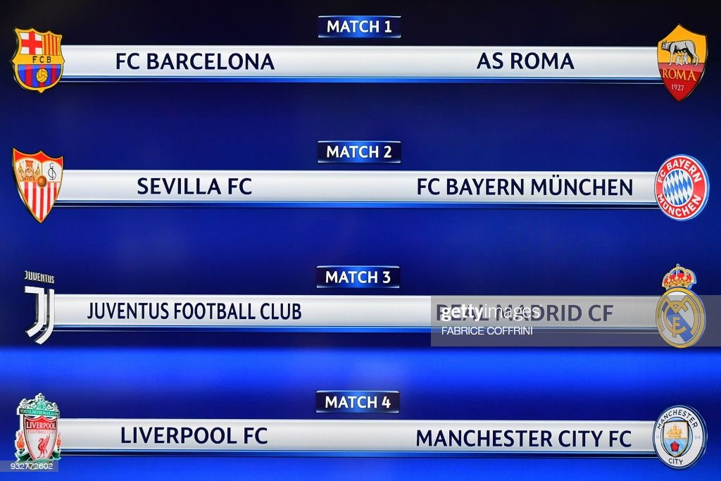 A Picture Taken On March   Shows A Screen Displaying The Fixtures After The