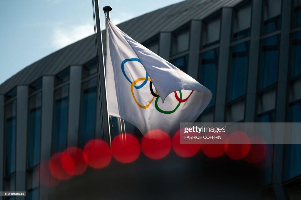 SPORTS-IOC-OLY-SESSION : Foto jornalística
