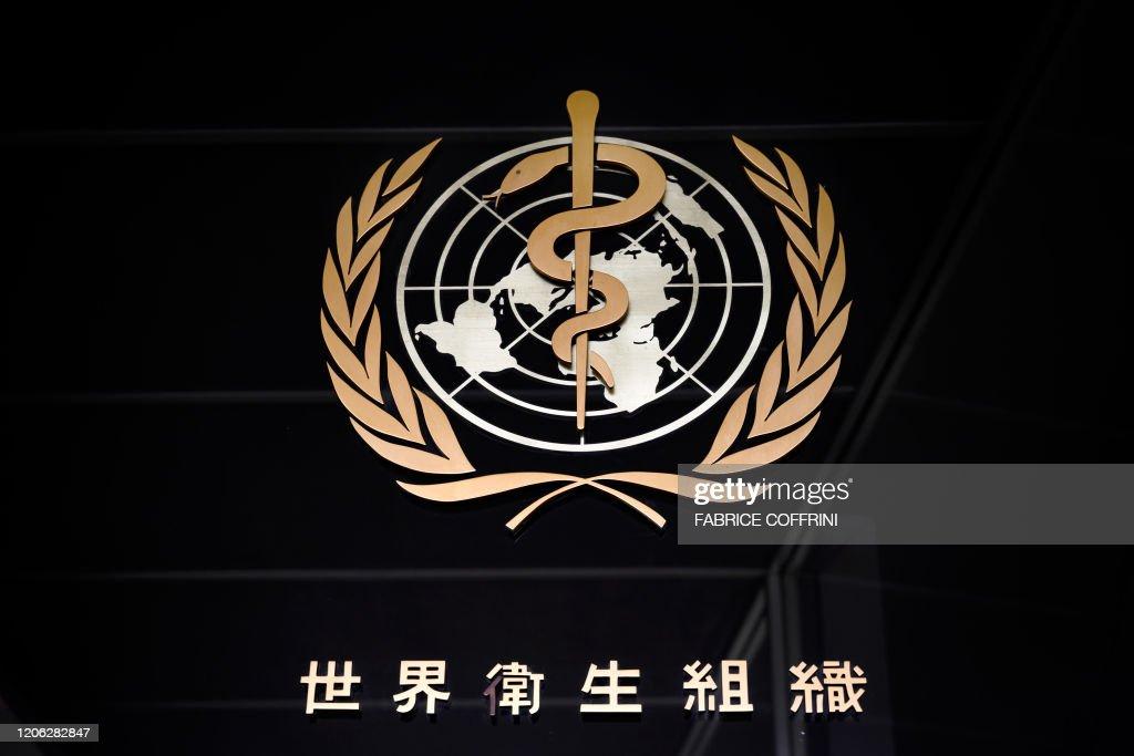 SWITZERLAND-HEALTH-VIRUS-WHO : News Photo