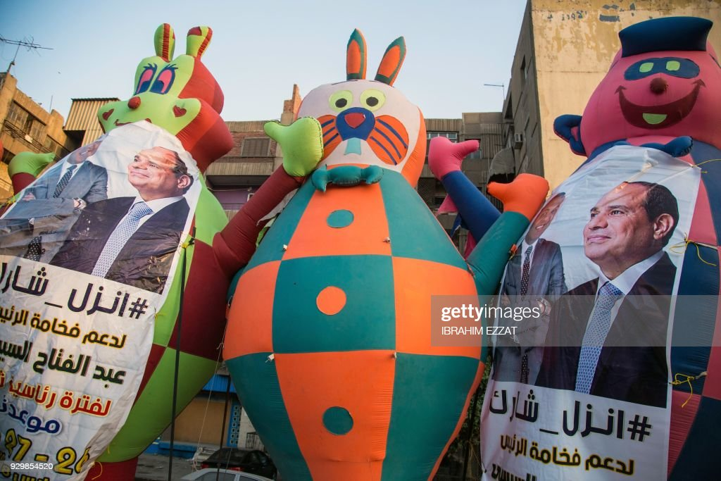 EGYPT-VOTE : News Photo
