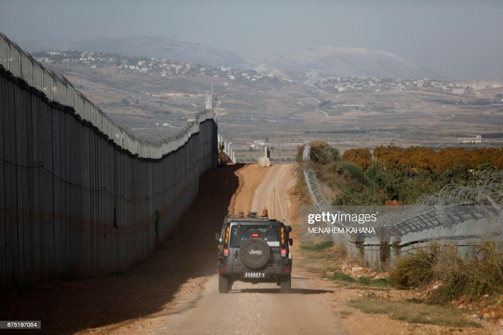 ISRAEL-LEBANON-SAUDI-IRAN-DIPLOMACY-ARMY : News Photo