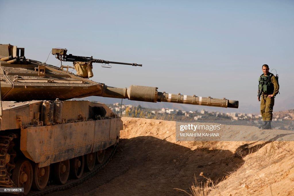 ISRAEL-LEBANON-SAUDI-IRAN-DIPLOMACY-ARMY : Nachrichtenfoto