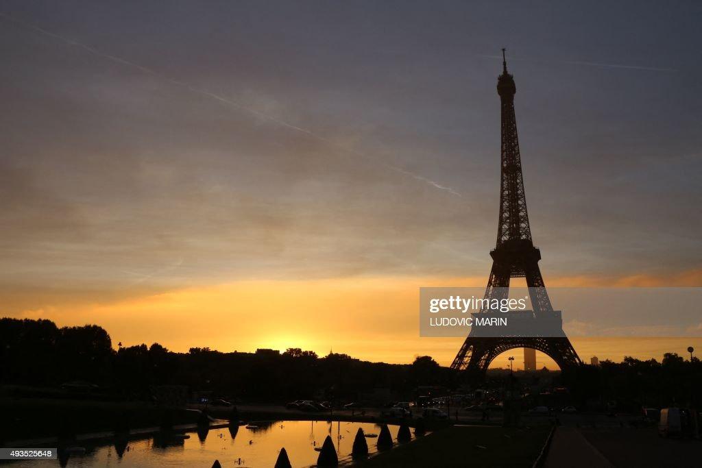 FRANCE-LANDMARKS-FEATURE : News Photo