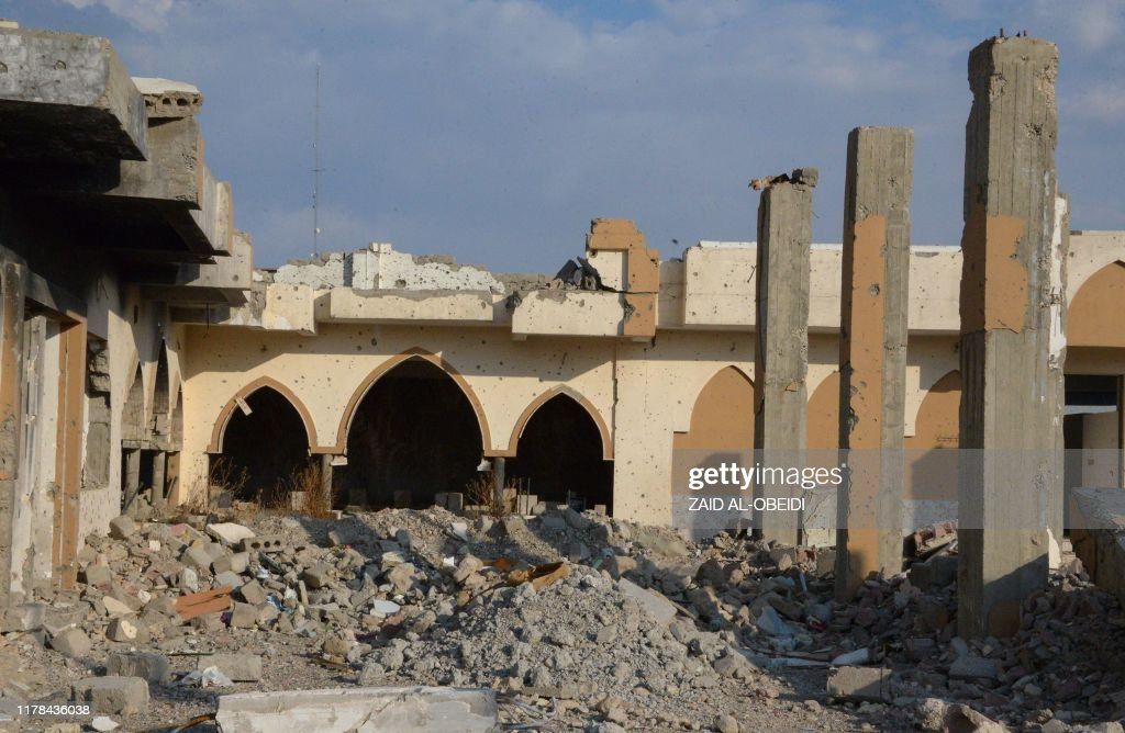 IRAQ-SYRIA-US-CONFLICT-IS-BAGHDADI : News Photo