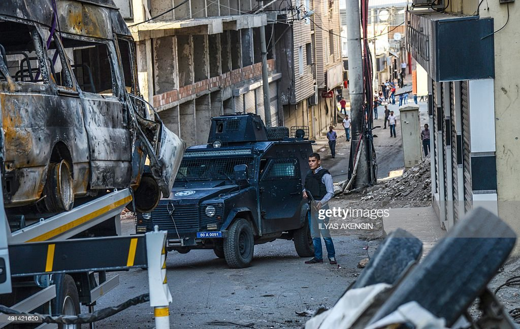 TURKEY-KURDS-CONFLICT : News Photo
