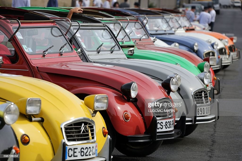 Citroën 2CV and the birth of an iconic car A look back in time at ...