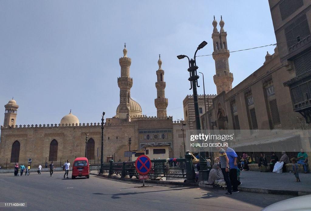EGYPT-POLITICS-PROTEST : News Photo