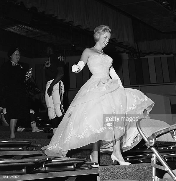 1963 Orange Bowl Queen Virginia Jasper on December 6 1962