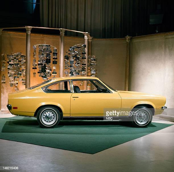 Pictured: 1970 Chevy Vega --