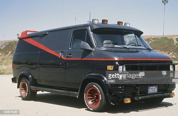 1983 GMC Vandura Photo by Ron TomNBCU Photo Bank