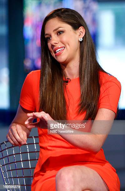 Abby Huntsman appears on NBC News' 'Today' show