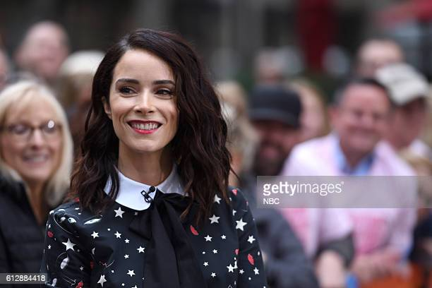 Abigail Spencer on Monday October 3 2016