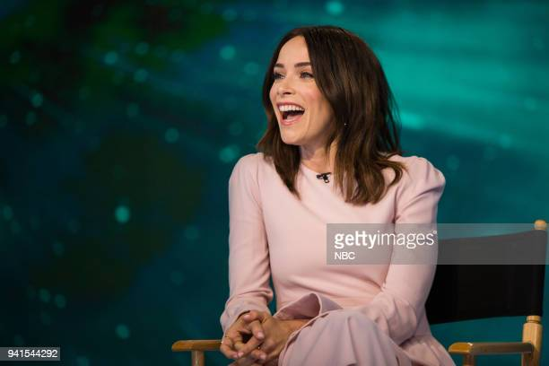Abigail Spencer on Tuesday April 3 2018