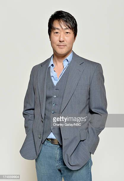 Pictured Actor Kenneth Choi poses for a portrait during NBC 2013 Summer Press Tour at The Beverly Hilton Hotel on July 27 2013 in Beverly Hills...