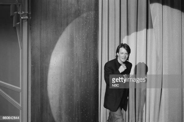 Actor Michael J Fox arrives on July 31 1991