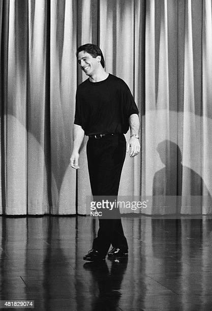 Actor Tony Danza performs on January 9 1991
