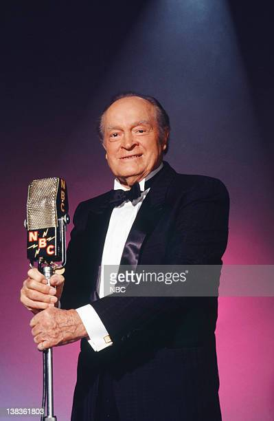 Actor/comedian Bob Hope