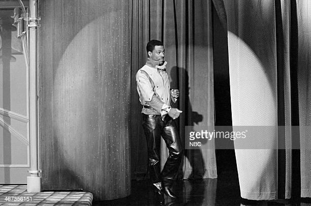 Actor/comedian Eddie Murphy on June 24 1983