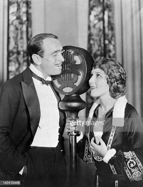 Pictured: Actor/director Douglas Fairbanks, Sr., Mary Pickford --