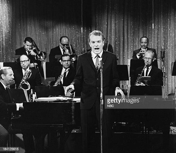 Actor/jazz singer Don Chastain on December 6 1962