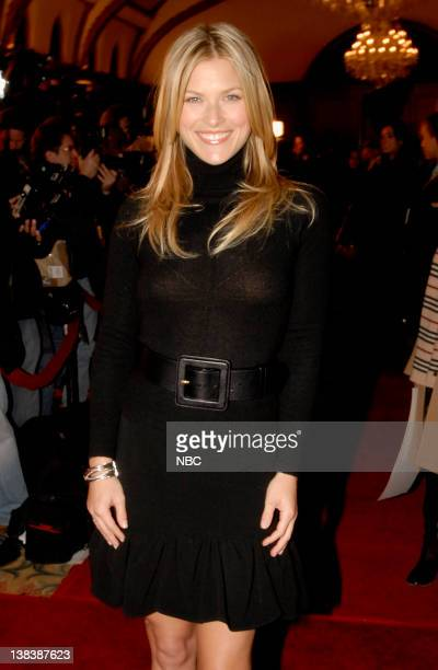 JANUARY 2007 'ALLSTAR PARTY' Pictured Actress Ali Larter during the NBC Press Tour AllStar Party held at the Ritz Carlton Hotel in Pasadena...