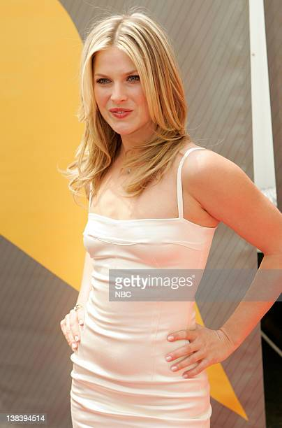 Actress Ali Larter from Heroes arrives at the NBC Upfront event on May 14 2007