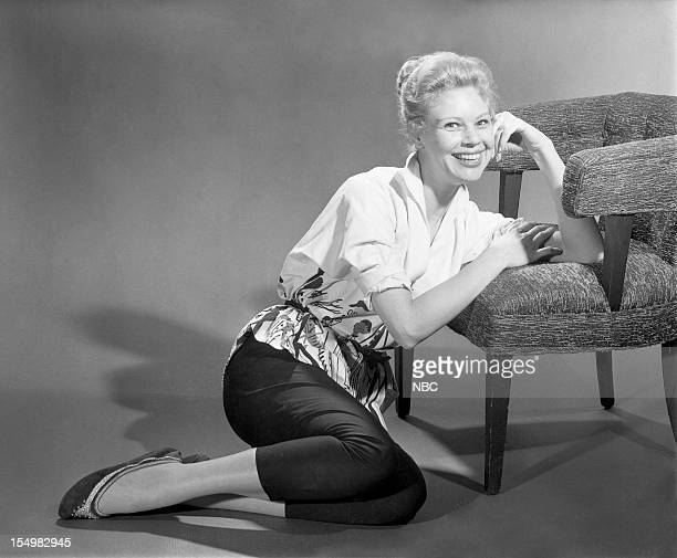 Actress Betsy Palmer in 1957