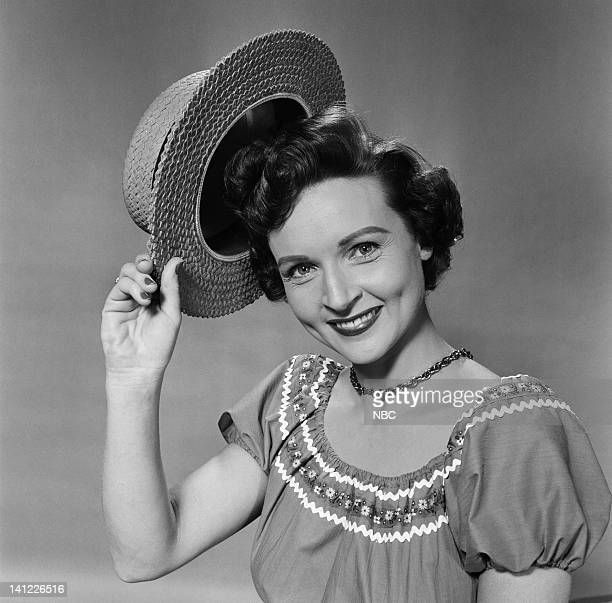 Actress Betty White in 1954 Photo by Elmer Holloway/NBC/NBCU Photo Bank