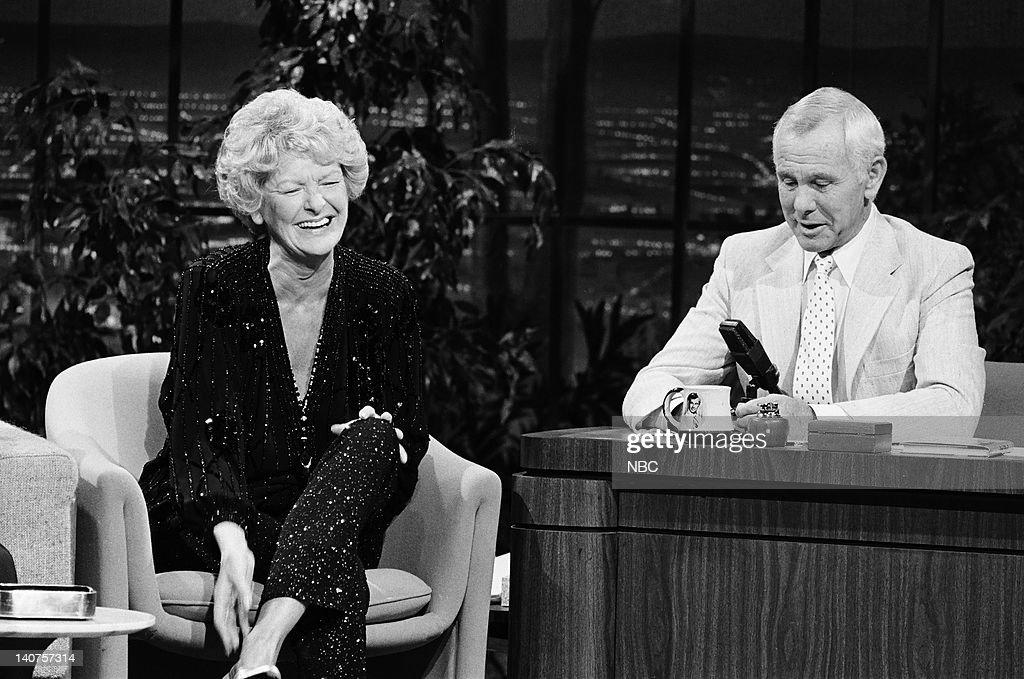 The Tonight Show Starring Johnny Carson : Foto jornalística