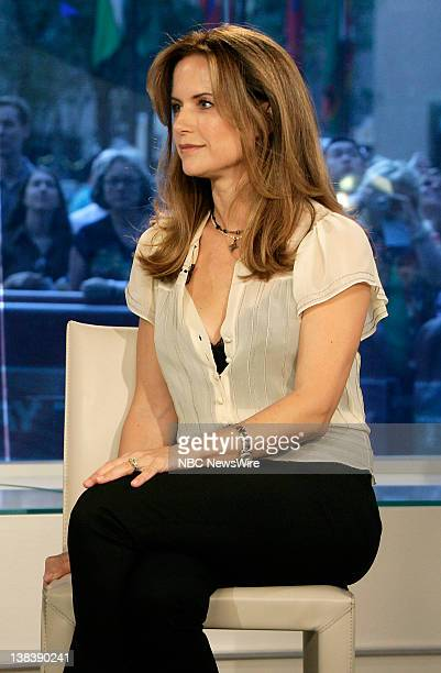 Actress Kelly Preston talks about her new film 'Death Sentence' on NBC News' Today on August 27 2007