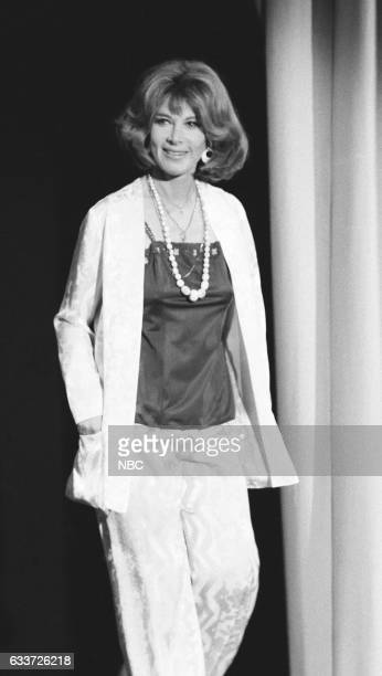 Actress Lee Grant on August 28th 1975