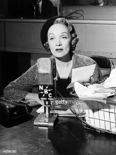 Actress Marlene Dietrich Photo by NBCU Photo Bank