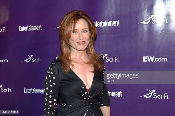 Pictured: Actress Mary McDonnell of Battlestar Galactica arrives to the Sci-Fi party at the 2007 Comic-Con in San Diego, Ca -- Photo by: Ken...