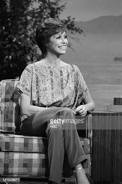 Actress Mary Tyler Moore on March 21 1979 Photo by Paul Drinkwater/NBC/NBCU Photo Bank