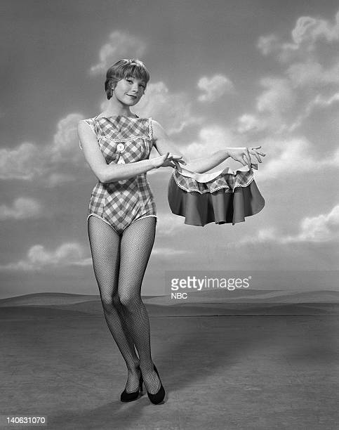Actress Shirley MacLaine in 1958 Photo by Elmer Holloway/NBC/NBCU Photo Bank