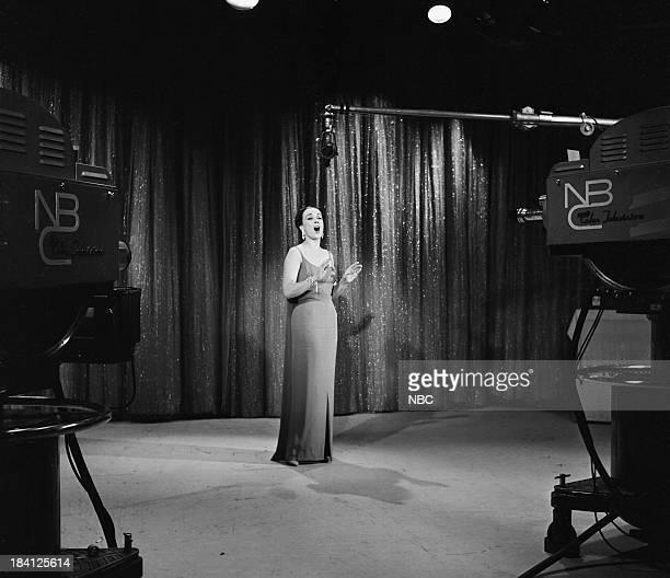Actress/singer Patricia Morison on December 6 1962