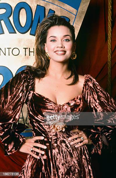 Actress/singer Vanessa Williams during the 22nd NAACp Image Awards held at The Wiltern Theatre on December 9 1989