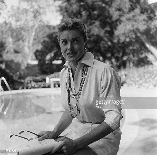 Pictured: Actress/swimmer Esther Williams -- Photo by: Gerald Smith/NBCU Photo Bank