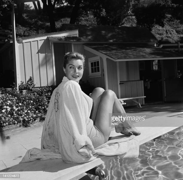 Actress/swimmer Esther Williams Photo by Gerald Smith/NBCU Photo Bank