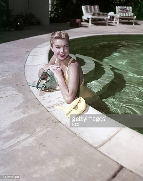 Actress/swimmer Esther Williams Photo by Herb Ball/NBC/NBCU Photo Bank