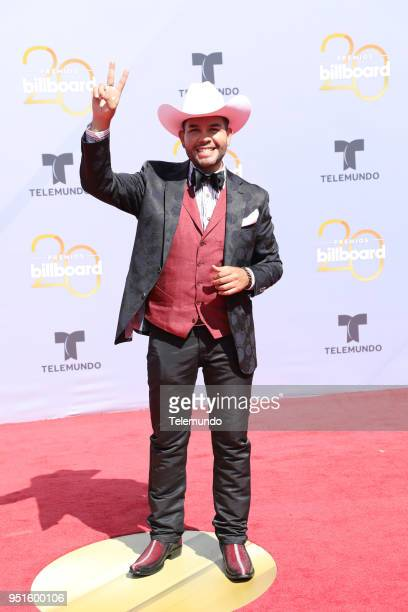 Adal Loreto 'Chikirin' on the red carpet at the Mandalay Bay Resort and Casino in Las Vegas NV on April 26 2018