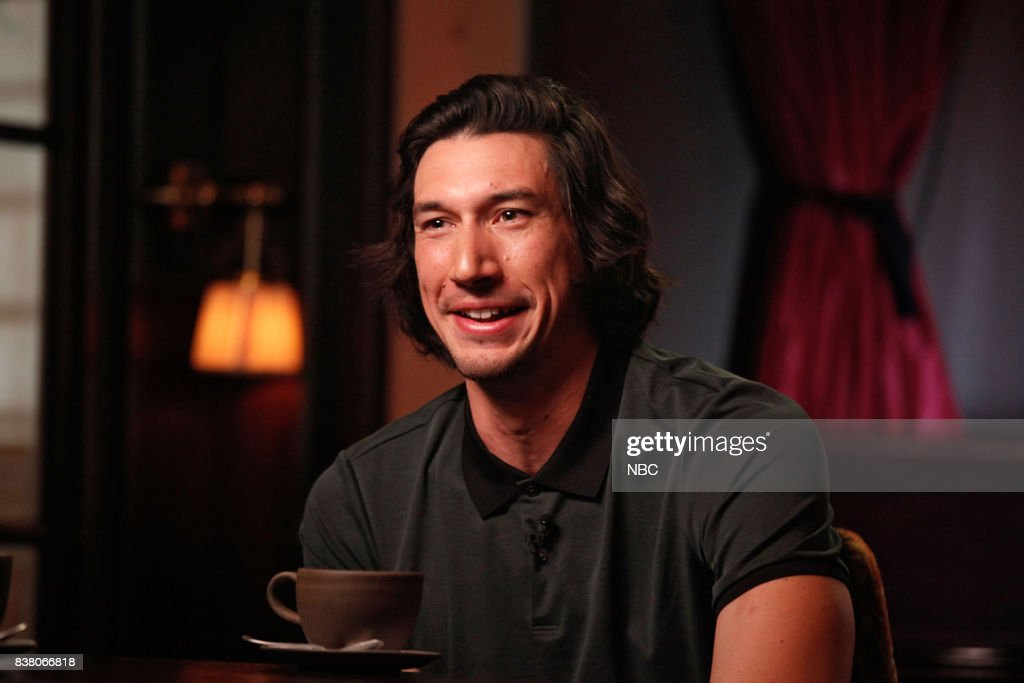 "NBC's ""Sunday TODAY with Willie Geist"" With guest Adam Driver"