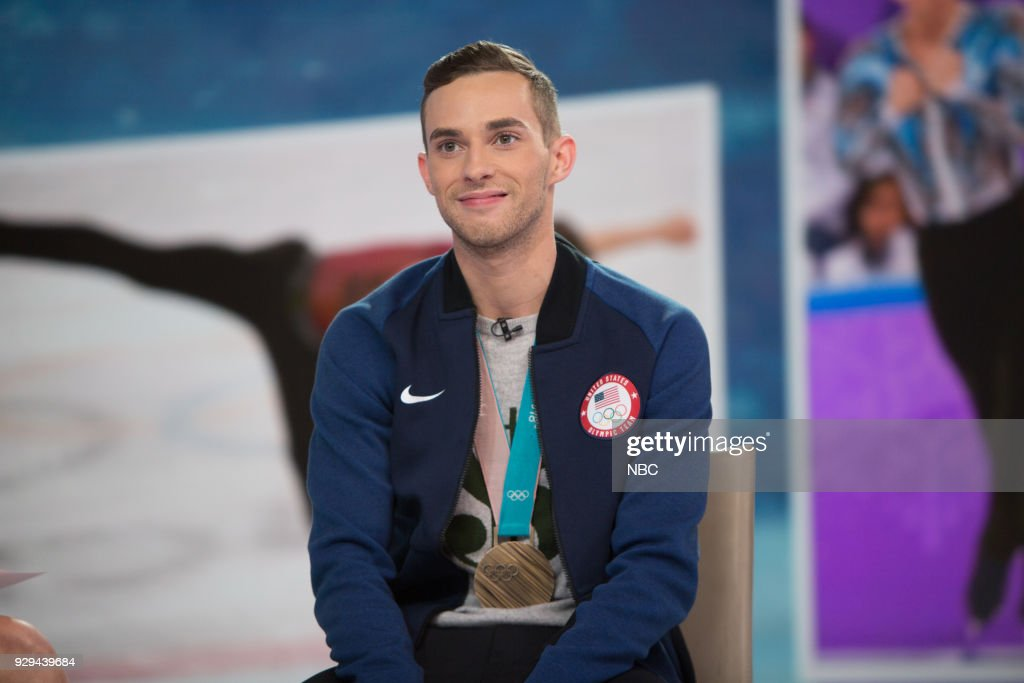 "NBC's ""TODAY"" With guests Adam Rippon, Anders Holm, Jonathan and Drew Scott, Ambush Makeovers"
