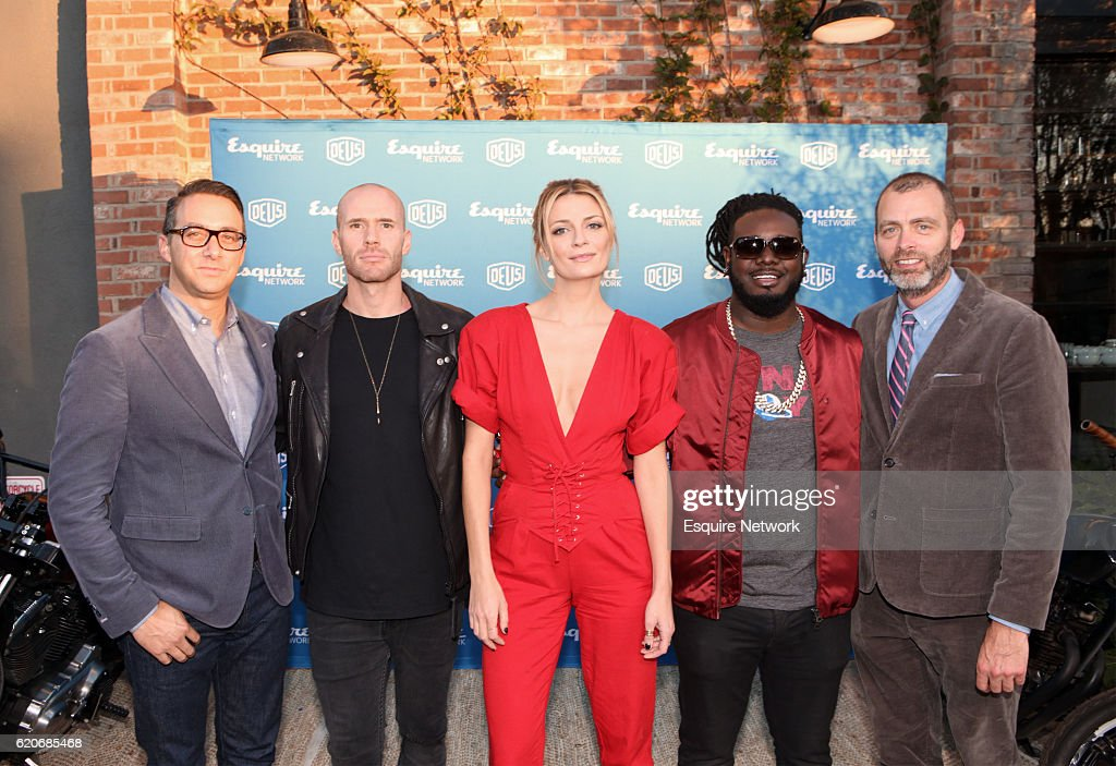 """Esquire Network's """"Joyride"""" and """"Wrench Against the Machine"""" press event"""