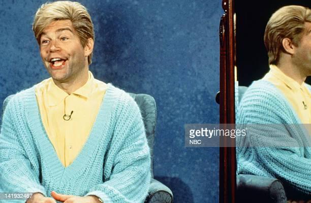 Al Franken as Stuart Smalley during Daily Affirmation skit